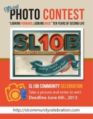 SL10B-CC Photo Contest